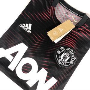 ♨️ Adidas Parley Man United 18/19 Training Jersey